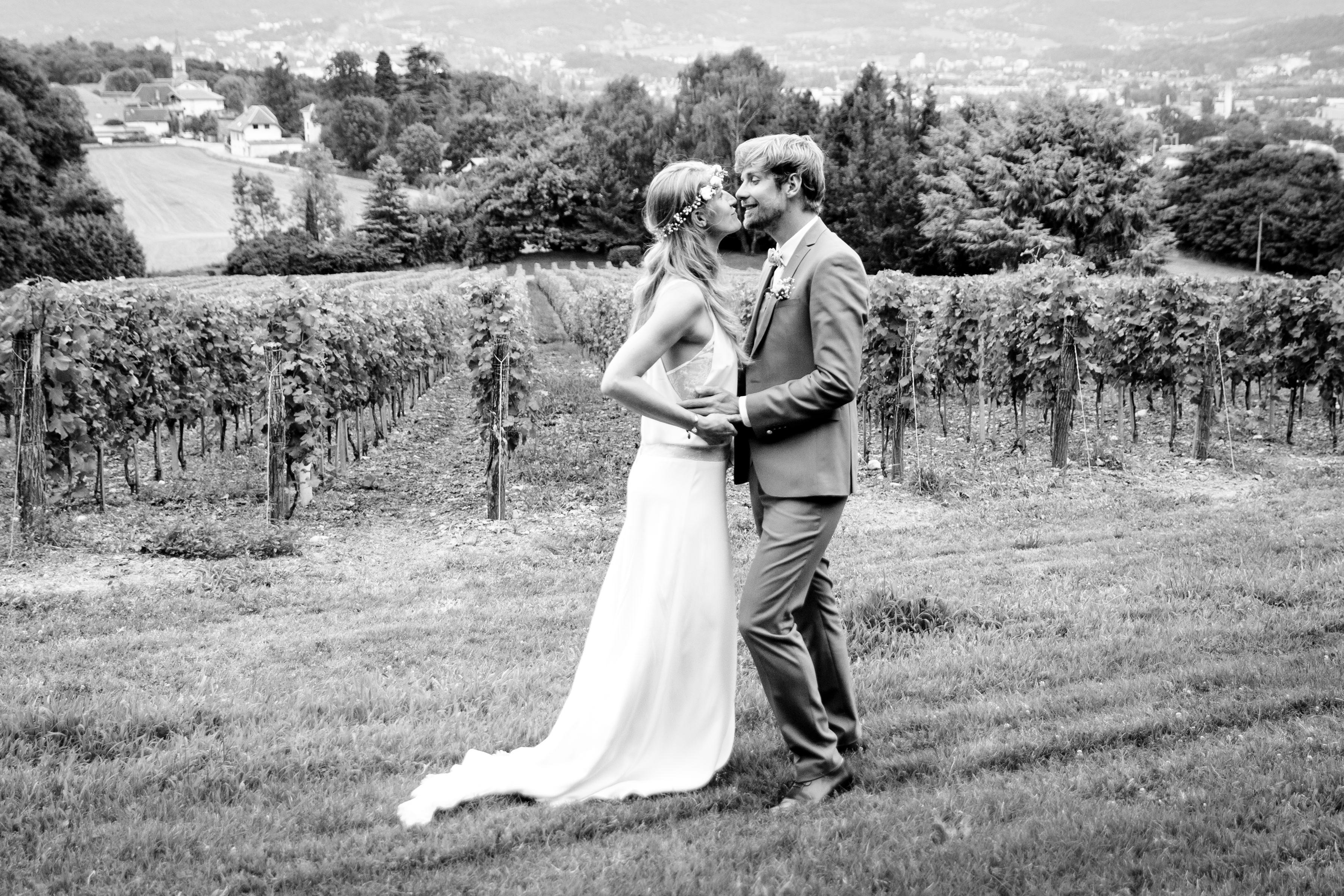château de candie photographe mariage chambery