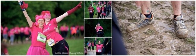 Courir pour elles la course photos de coureuses