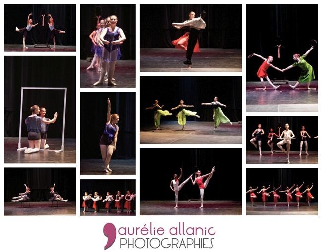 photos de danseuses