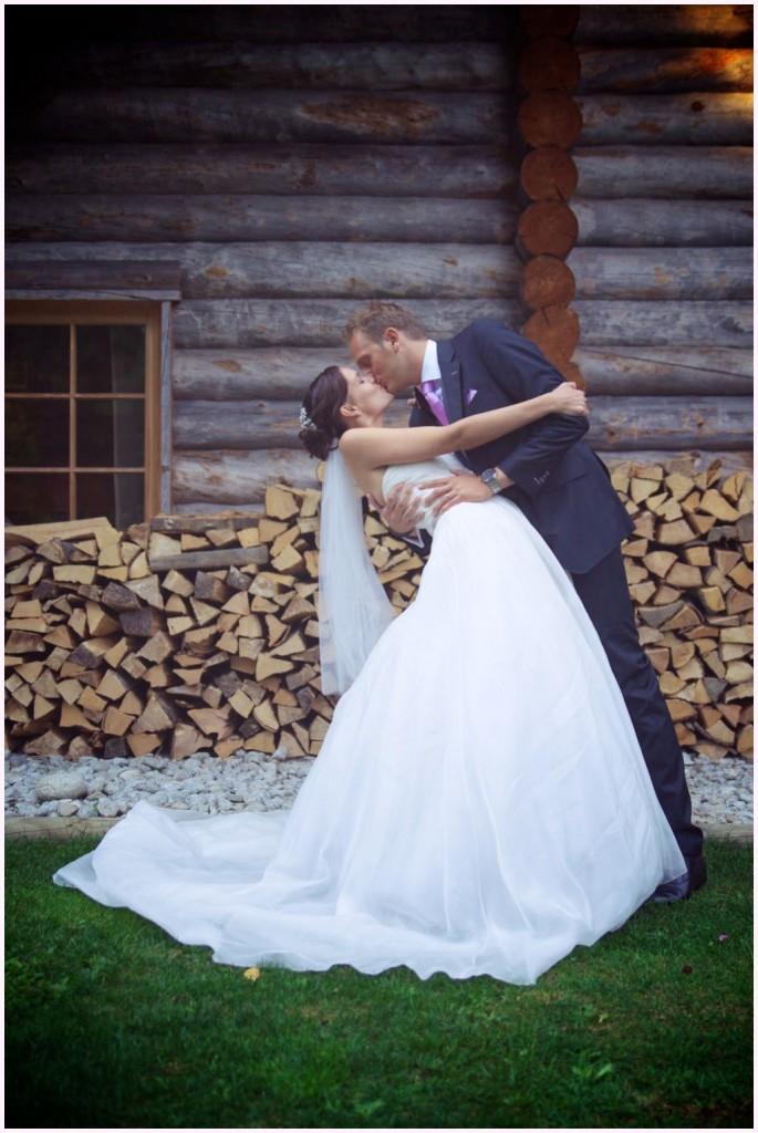 photo de couple mariage chamonix cabane du praz