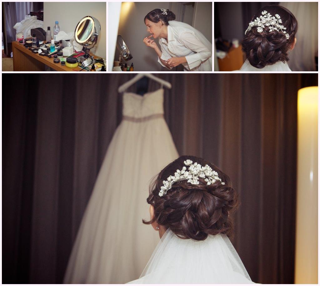 photographe mariage prparatifs de la marie coiffure marie - Photographe Mariage Chamonix