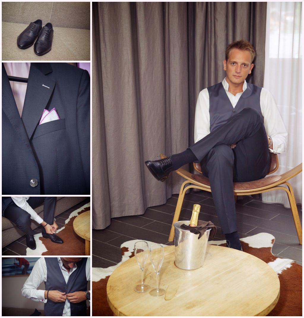 photographe mariage préparatifs du marié habillage marié