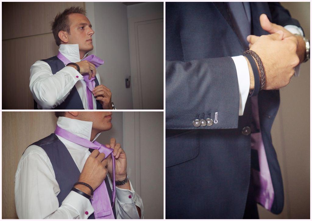 photographe mariage préparatifs du marié habillage du marié