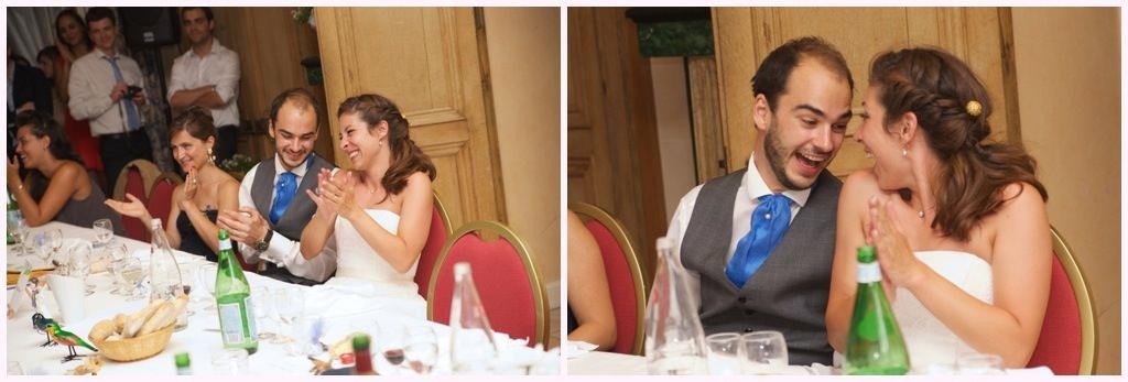 photographe mariage vin dhonneur chateau de candie chambery - Chateau De Candie Mariage