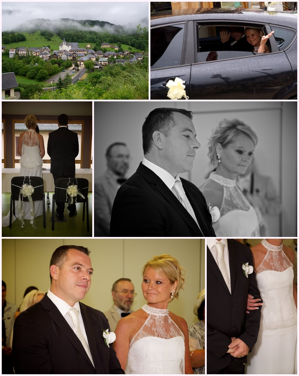 photographe mariage grenoble chambery cérémonie chartreuse