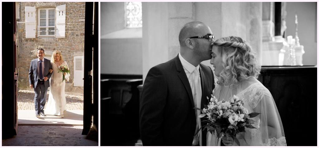 photographe mariage beaujolais cérémonie mariage église