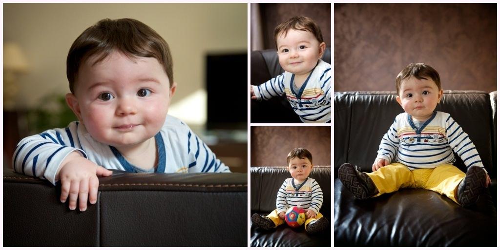 portrait enfant photographe domicile