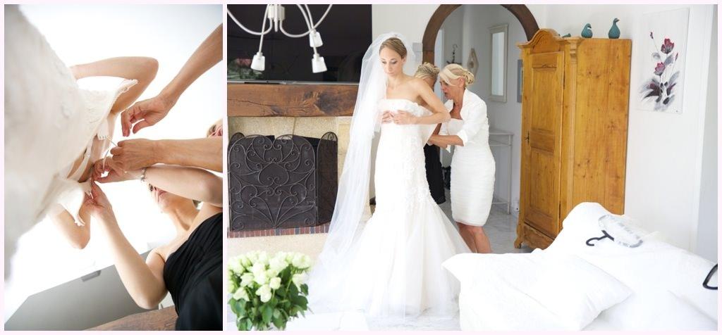 photos préparatifs mariage chic en blanc saint ismier grenoble