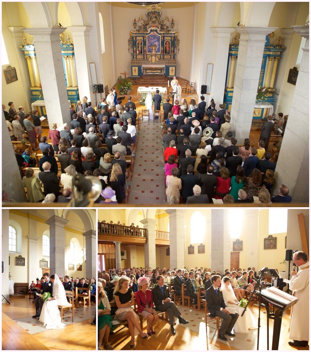 photographe_mariage_haute_savoie_ferme_de_gy cérémonie de mariage religieux