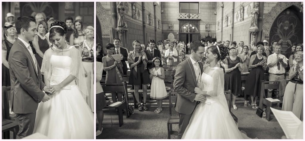 grand mariage chambery église barberaz émotion