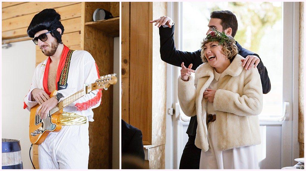 ceremonie laique elvis presley
