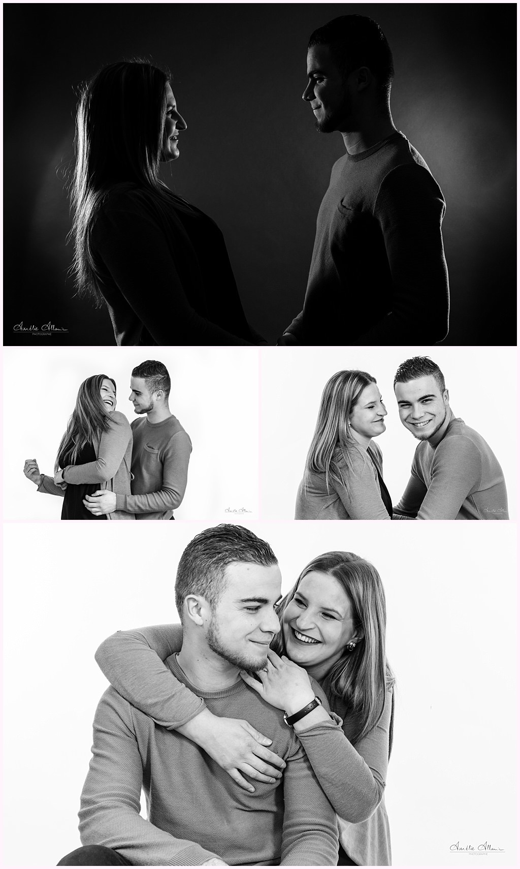 séance photo couple beloved session photographe studio pontcharra grenoble chambery aurelie allanic