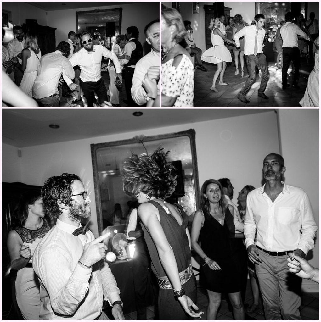 soirée danse mariage château de candie photographe mariage chambery