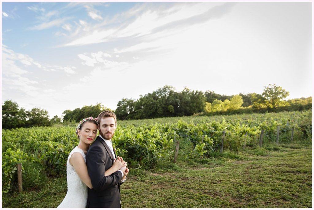 photographe mariage pierres dorées villefranche domaine albert