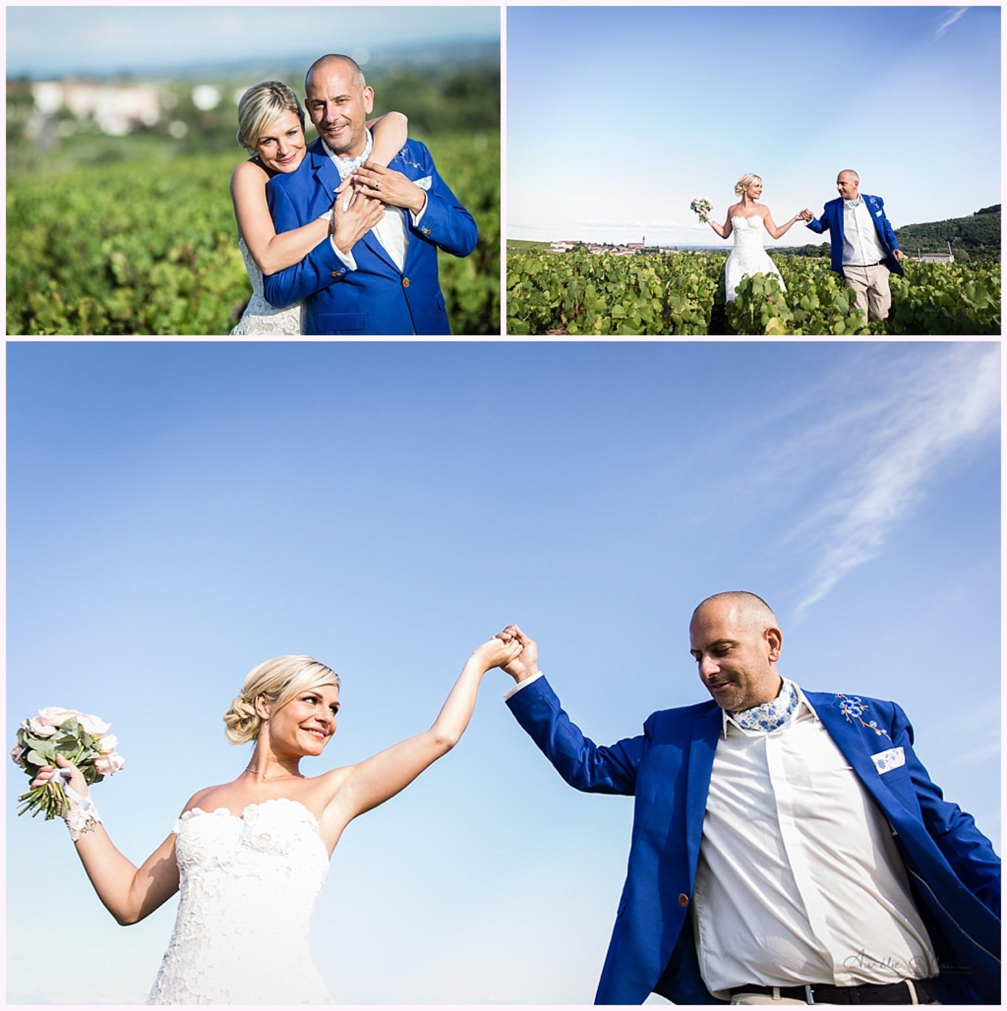 photo de couple mariage macon