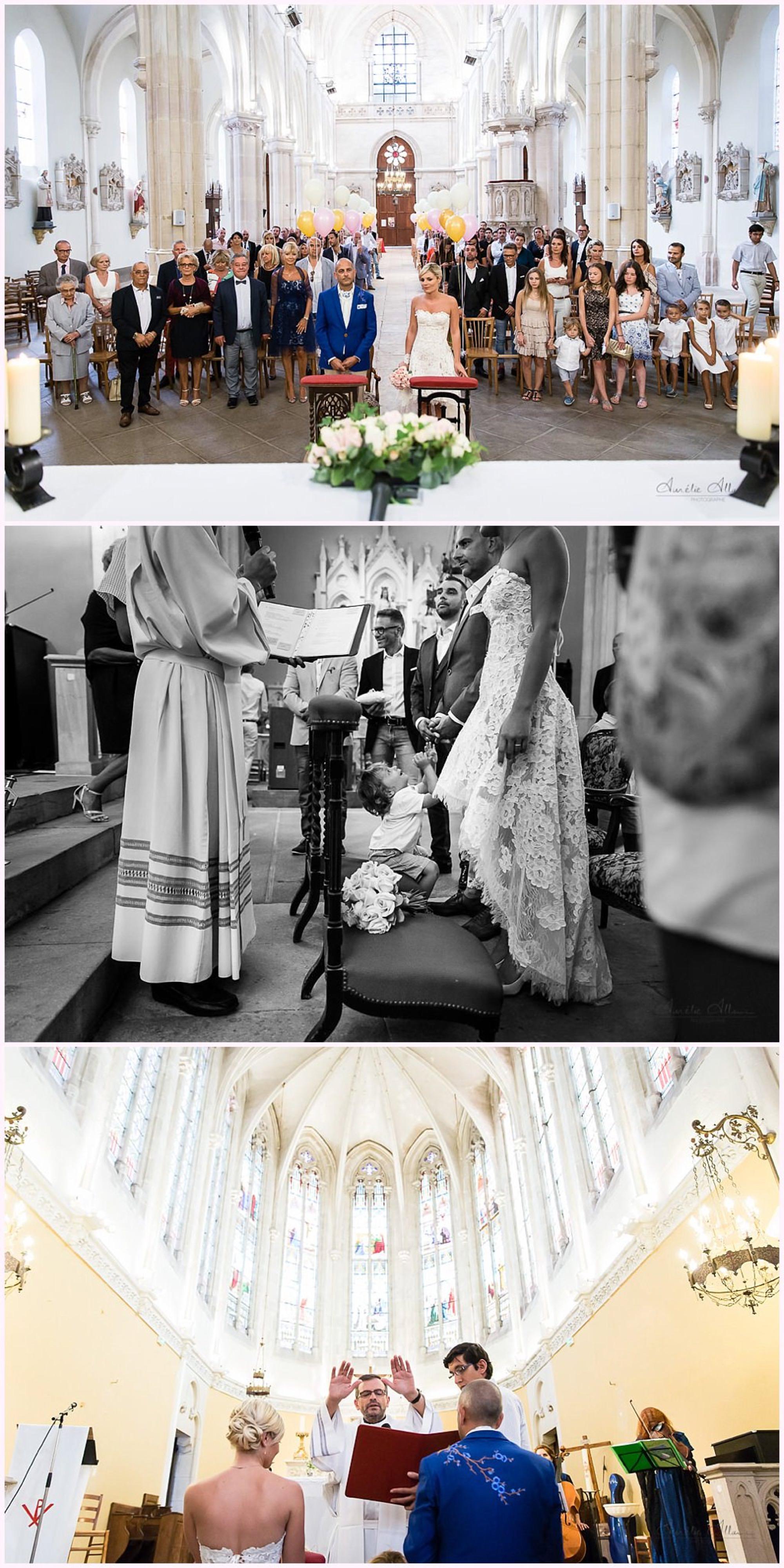 mariage émotion cérémonie église mâconnais mâcon mariage mâcon photographe mariage mâcon aurelie allanic