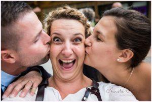aurelie allanic photographe mariage avec mariés