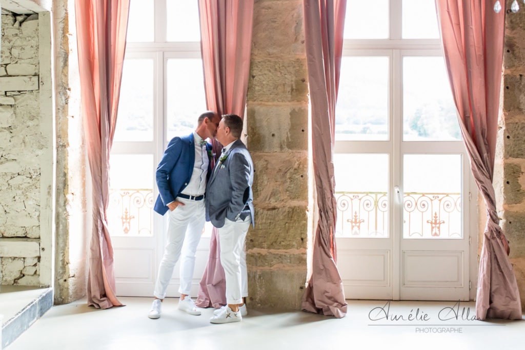 photographe mariage bourgogne mâcon same sex wedding