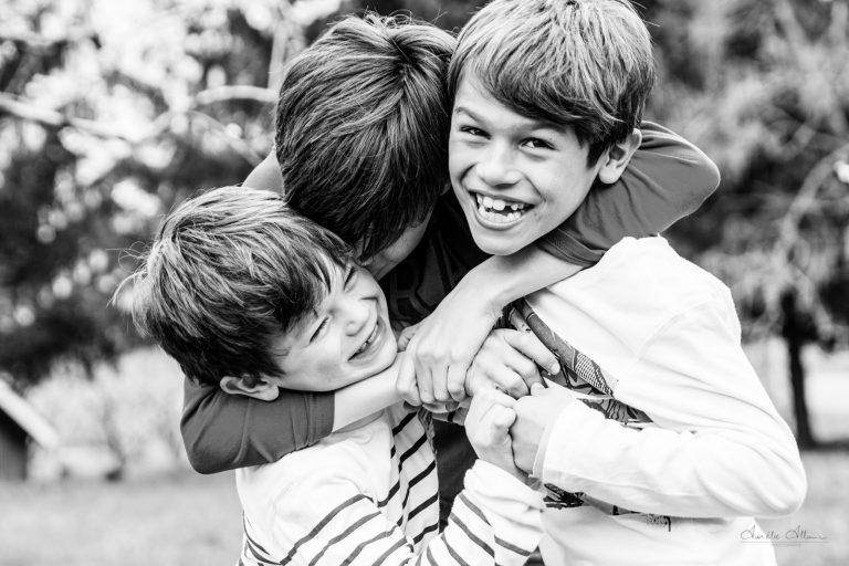 seance photo famille lifestyle extérieur photographe pontcharra