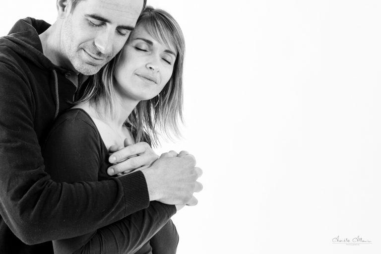 studio seance photo couple studio pontcharra photographe