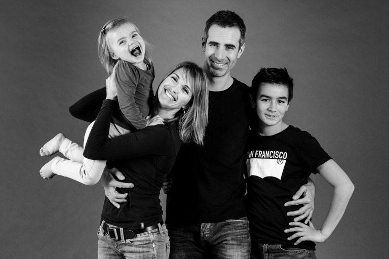 studio seance photo famille photographe pontcharra studio