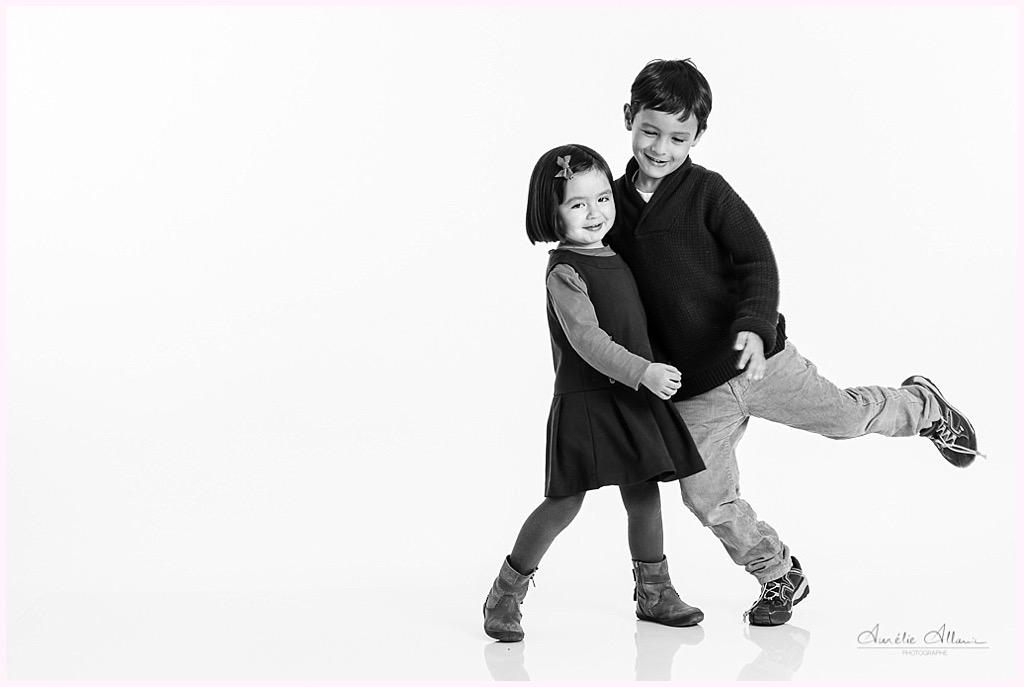 séance photo studio photographe famille grenoble
