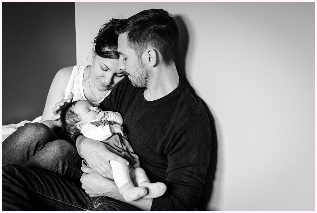 foto de Faustine / Séance photo à domicile pour l'arrivée de bébé ...